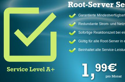 Service Level Erweiterungen