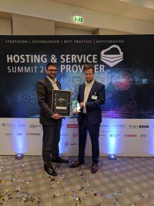 netcup HSP Summit mit Platin ausgezeichnet