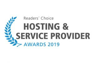 Nominierung Hosting & Service Provider Awards 2019