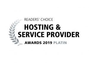 netcup Sieger bei den Hosting Awards 2019