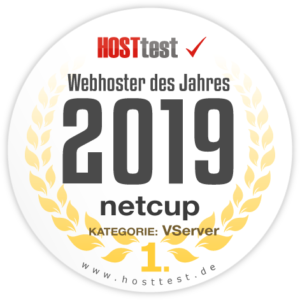 netcup erneut Webhoster des Jahres