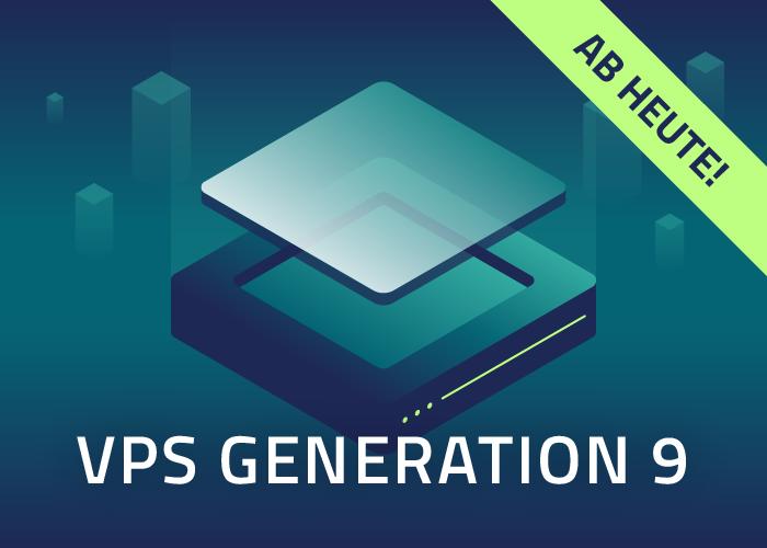 Es ist soweit: netcup launcht VPS Generation 9