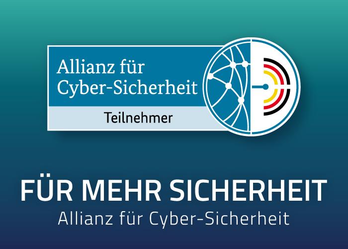 Gemeinsam für mehr Sicherheit: netcup Teilnehmer der Allianz für Cyber-Sicherheit
