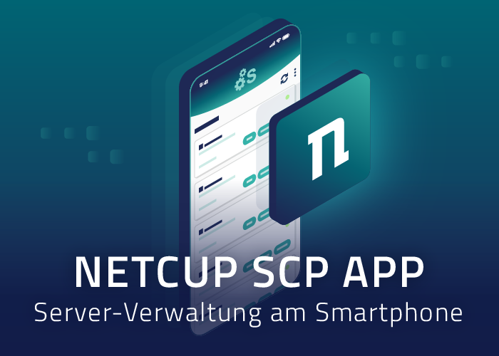 netcup SCP App