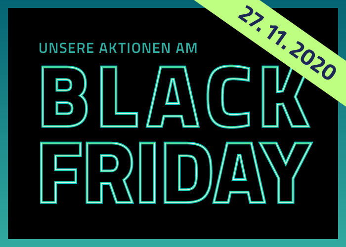 netcup Aktionen am Black Friday 2020